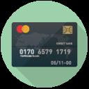クレジットカードでお支払いができます