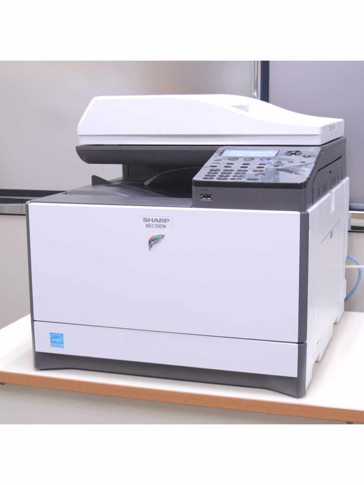 MX-C300W中古カラー複合機