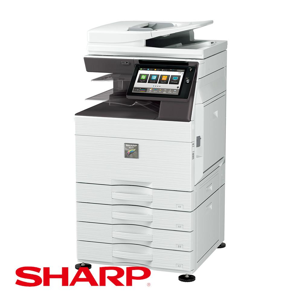 MX-4151(SHARP)新品カラー複合機 リース購入【コピヤス】