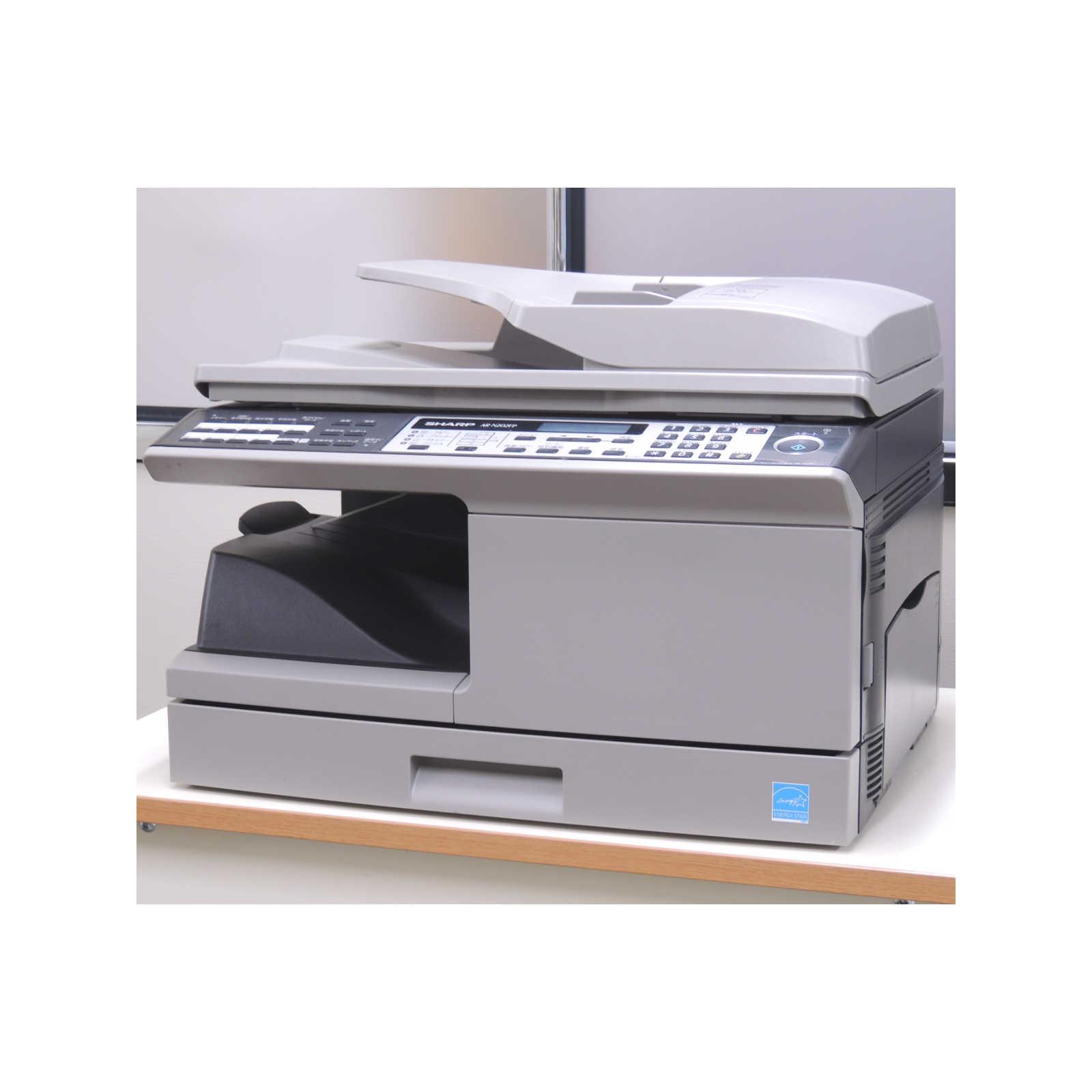 AR-N202FP(SHARP)A4卓上・業務用中古モノクロ複合機・Windows対応【コピヤス】